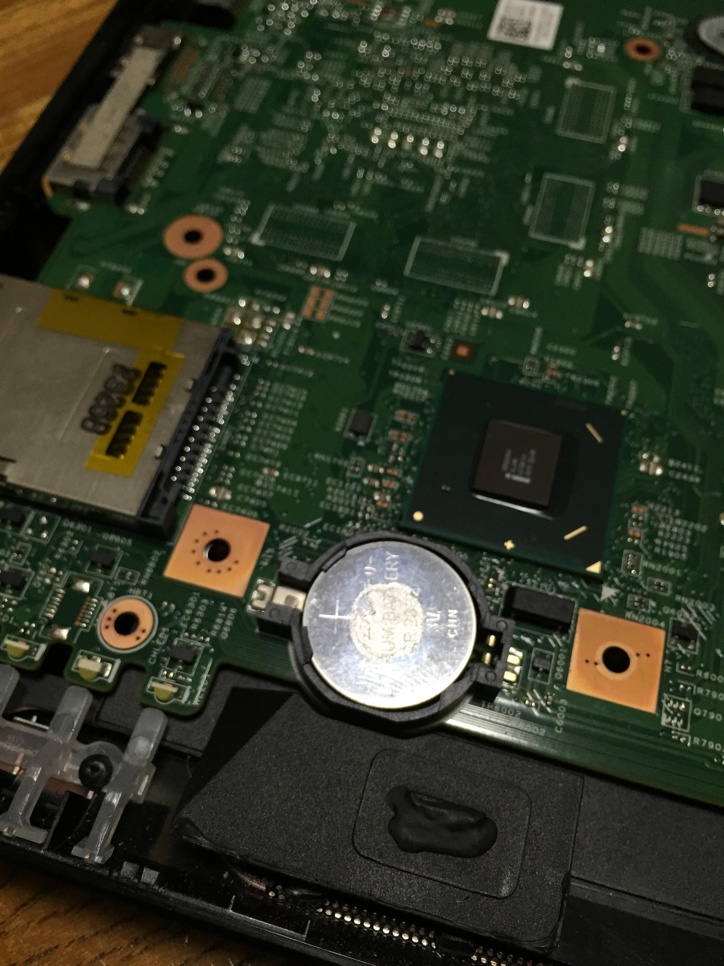 【268】ビープ音が鳴り、PCが立ち上がらないときの解決法(CMOSバッテリ交換)