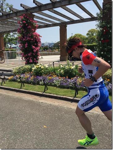 横浜トライアスロン2016 競技説明会とスイムの注意点
