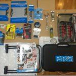 初心者のロードバイク整備、工具は何を揃えればいいの?