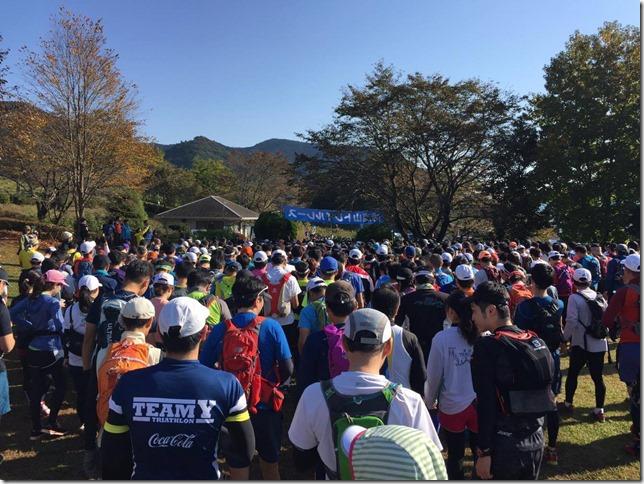 第16回 陣馬山トレイルレース (2016/11/6)に参加してきたよ。初心者のための大会レポート。